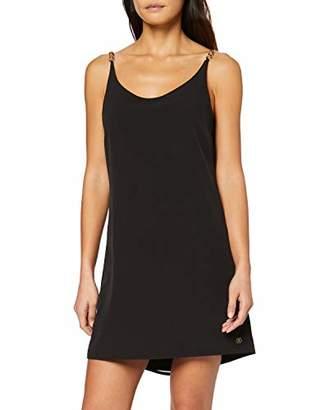 Cuplé Women's's 097801 Casual Dress, Black (Negro 11), Large