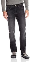 ProjekRaw Projek Raw Men's Slim Leg Jean with Embroidered Back Pocket