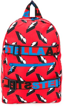 Stella Jean Kids Lightning Bold Rucksack
