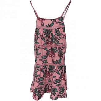 For Love & Lemons Pink Viscose Dresses