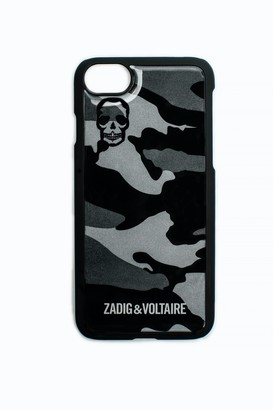 Zadig & Voltaire Iphone Case 6/7 Ao Camou