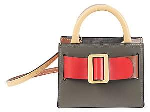 Boyy Women's Bobby Surreal Colorblock Leather Tote