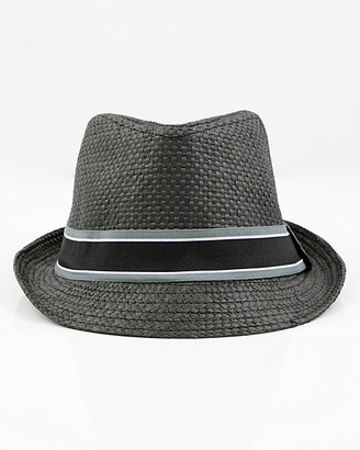 Le Château Straw Fedora Hat