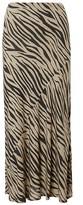 Baukjen Zuri Skirt In Sand & Black Zebra