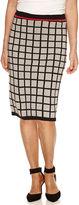 Sag Harbor Skyline A-Line Skirt