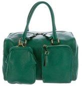 Dolce & Gabbana Grained Leather Shoulder Bag