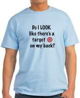CafePress - Target On My Back - 100% Cotton T-Shirt
