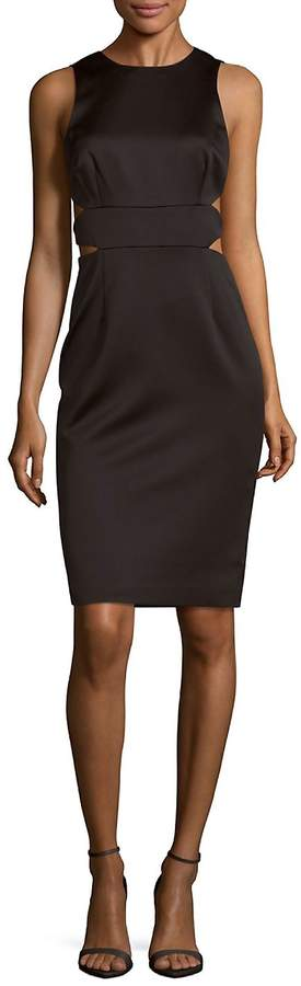 Cynthia Rowley Women's Cutout Sheath Dress