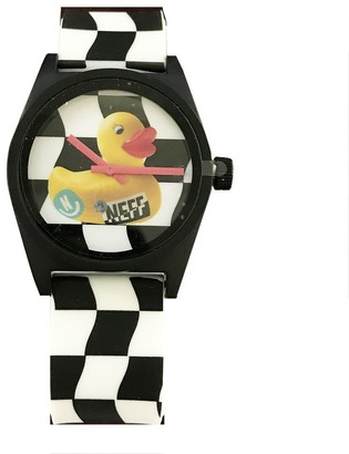 Neff Men's Daily Wild Analog Watch with Silicone Band Unisex