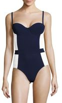 Tory Burch Lipsi One-Piece Swimsuit