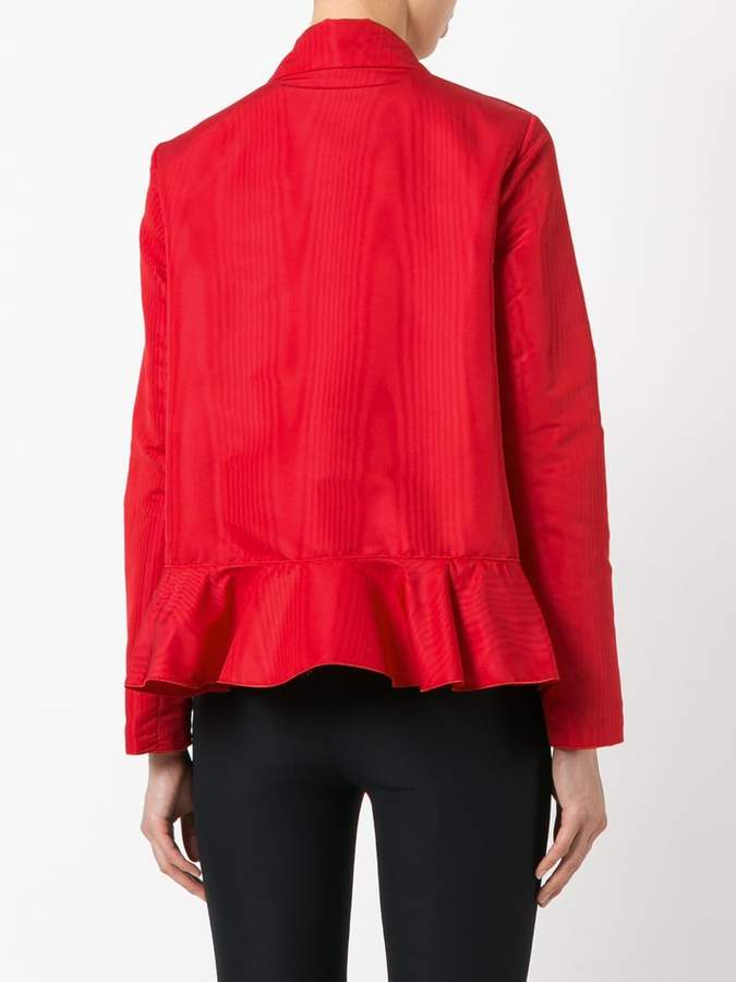 Moncler Gamme Rouge zipped jacket