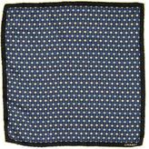 Chanel CC Silk Pocket Square