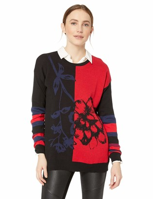 BCBGeneration Women's Jaquard Sweater