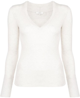 Vince cashmere long-sleeve jumper