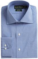 Lauren Ralph Lauren Lauren Green Cotton Slim Fit Checked Shirt
