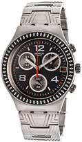 Swatch Men's Ethnic YCS576G Stainless-Steel Swiss Quartz Watch