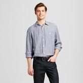 Merona Men's Long Sleeve Stripe Button Down Shirt