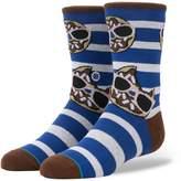 Stance B515D17DOU Boys' Dough Glassy Sock, Multicoloured - L