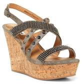 Not Rated Viti Platform Wedge Sandal