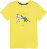 Paul Smith Nay Dino Zebra T-Shirt
