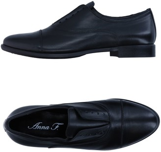 ANNA F. Lace-up shoes