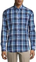 Robert Talbott Men's Anders Casual Classic-Fit Sportshirt