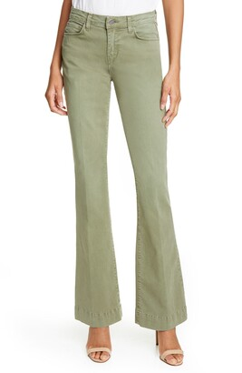 L'Agence Affair High Rise Relax Flare Jeans