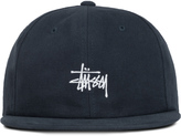 Stussy Smooth Stock Twill Cap