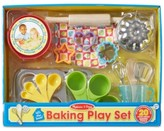 Melissa & Doug Kids' Baking Play Set with Bowls