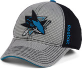 Reebok San Jose Sharks Travel and Training Flex Cap