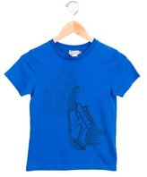 Christian Dior Boys' Graphic Print T-Shirt