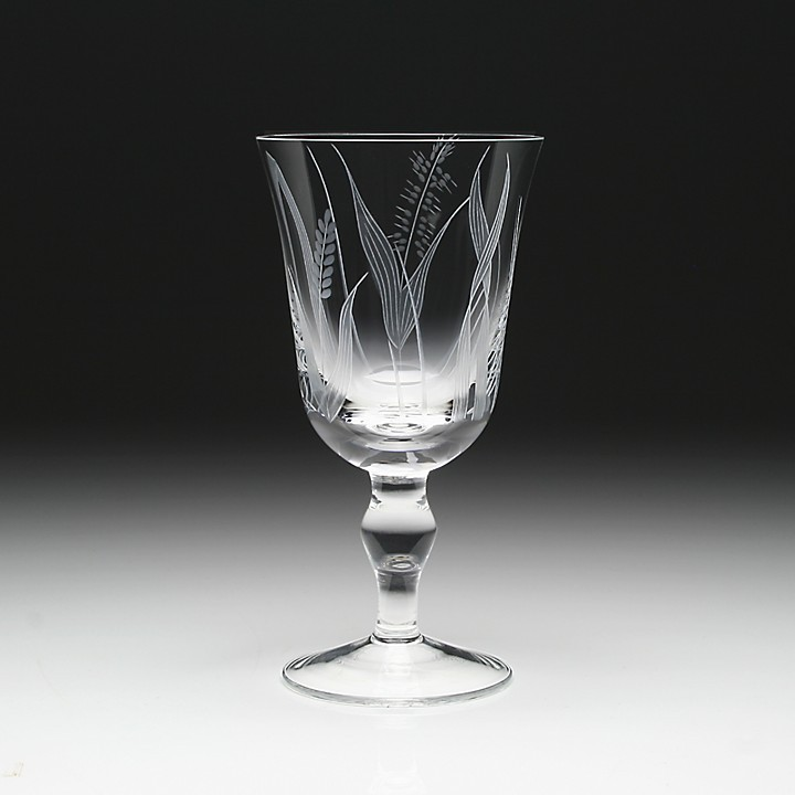 "William Yeoward Country ""Meadow"" Goblet"