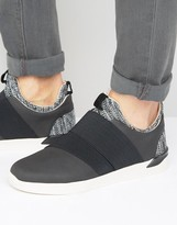 Call it SPRING Ciliberti Elastic Strap Sneakers