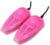 YFShine Portable 1 pair Electric Household Boot Dryer Shoes Warmer Drying Device Footwear Heater Dehumidify Disinfector Deodorizer