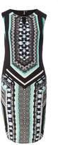 Izabel London **Izabel London Panelled Sheath Dress
