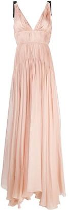 Maria Lucia Hohan Dottie maxi dress