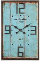 Asstd National Brand Antiquite Wall Clock