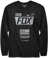 Fox Men's Union Long-Sleeve T-Shirt