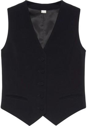 Gucci Cady V-neck waistcoat