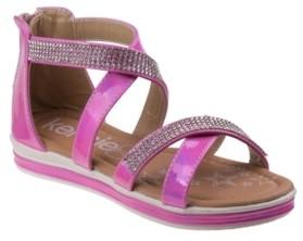 KensieGirl Kensie Girl's Every Step Open Toe Dressy Sandals