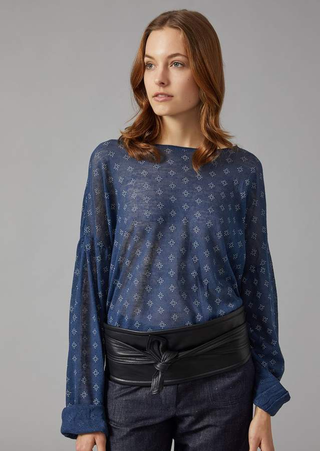 Giorgio Armani Printed Shirt