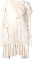 Etoile Isabel Marant ruffle-trimmed Wedy dress