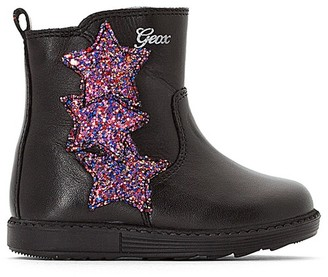 Geox B Hynde Girl Boots