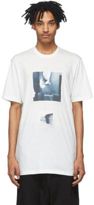 Julius Off-White Graphic T-Shirt