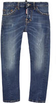 DSQUARED2 Kenny Twist boy slim fit jeans