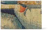 Dries Van Noten Printed Canvas Cardholder