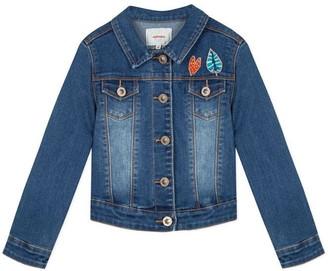Catimini Kid Girl Denim Jacket