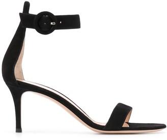 Gianvito Rossi Ricca stiletto sandals
