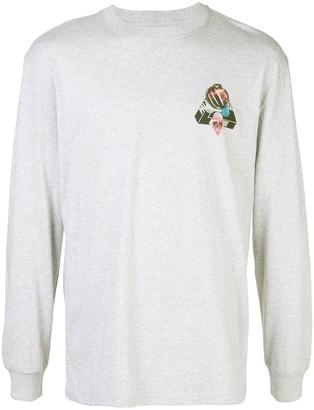 Palace Sans Ferg long sleeve T-shirt