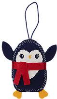 Gymboree Penguin Felt Ornament